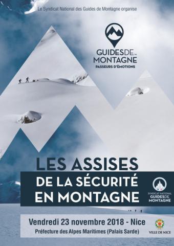 Présence de SnowPlak à l'AG des Guides  2018 à Nice les 23 & 24 novembre